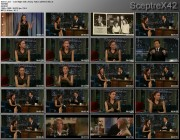 Diane Lane -- Late Night with Jimmy Fallon (2010-10-06)