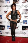 Maria Kanellis-Leather Meets Lace 2010