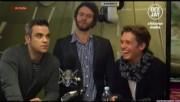 Take That à la radio DJ Italie 23/11-2010 165fec110834132