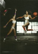 Bella Twins-WWE Magazine March 2011 and Powerslam
