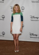 Эмили Ванкамп, фото 789. Emily VanCamp Disney ABC Television Group's 'TCA 2011 Summer Press Tour' - 07.08.2011, foto 789