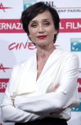 Кристин Скотт Томас, фото 60. Kristin Scott Thomas 'The Woman in the Fifth' Photocall at the International Rome Film Festival (30.10.2011), foto 60