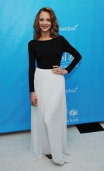 Джейма Мейс, фото 239. Jayma Mays Unicef Ball at the Beverly Wilshire Four Seasons Hotel on December 8, 2011 in Beverly Hills, United States, foto 239