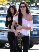 Kendall Jenner - out shopping at Neiman Marcus in Los Angeles 10/12/'11