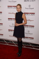 Лили Собески, фото 1180. Leelee Sobieski 'The Iron Lady' New York premiere at the Ziegfeld Theater on December 13, 2011 in New York City, foto 1180