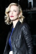 Charlize Theron - leaving Mr. Chow in Beverly Hills. December 13, 2011