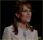 Julianne Moore as Sarah Palin in �Game Change�