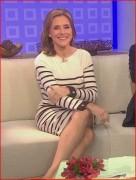 Celebrity Legs: Meredith Viera Part 5