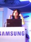 Приянка Чопра, фото 307. Priyanka Chopra at Samsung Pressmeet, 2012-01-31, foto 307