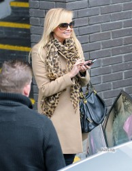 Эмма Бантон, фото 2277. Jan. 23th - London - Emma Bunton Leaving ITV Studios, foto 2277