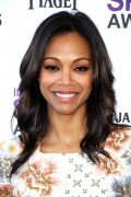 Зои Салдана, фото 2373. Zoe Saldana 2012 Film Independent Spirit Awards in Santa Monica - February 25, 2012, foto 2373