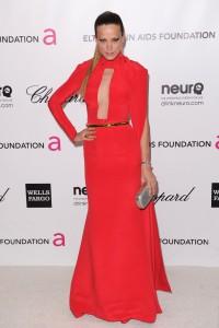 Петра Немсова, фото 4040. Petra Nemcova Elton John AIDS Foundation Academy Awards Party in LA, 26.02.2012, foto 4040
