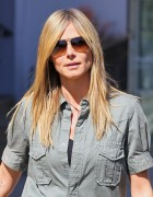 Хайди Клум, фото 4999. Heidi Klum out and about in Brentwood, March 3- 2012, foto 4999