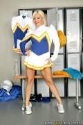 Криста Мур, фото 748. Crista Moore Cheerleader Distraction Set ( Mq & Tagg ), foto 748