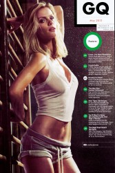 Brooklyn Decker - GQ USA - May 2012