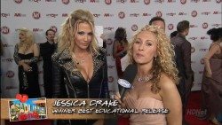 2012 Adult Video Awards - Jessica Drake/ Kayden Kross/ Bibi Jones
