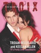 Troian Bellisario - Troix Magazine Feb 2012 - X 84 MQ