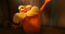 Lorax / Dr. Seuss The Lorax (2012)  PLDUB.DVDRip.XViD-4CT   Dubbing PL +rmvb
