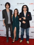 Sophie Simmons - Lawless premiere in Los Angeles 08/22/12