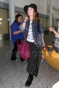 Saoirse Ronan - arriving in Toronto - x9 lq tagged