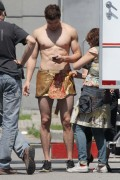 Kellan Lutz Shows Off His Loin Bb7a3784717303