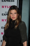 "Lake Bell @ ""Nylon & Express"" August Denim Issue Party At London Hotel In West Hollywood -August 10th 2010- (HQ  X8) +19 Adds+"