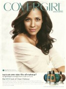 Dania Ramirez-Covergirl Advert