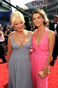 "Keri Russell & Amy Poehler @ ""Emmys"" 62nd Annual Primetime Awards At Nokia Theatre In Los Angeles -August 29th 2010- (HQ X1)"