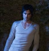The Vampire Diaries cast pics of Nina, Ian and Paul 54607c97741538