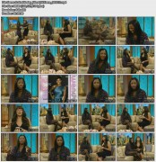 Rutina Wesley (True Blood) | Wendy Williams Show | September 8, 2010 | Leggy